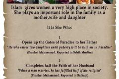 09-Status of Women in Islam
