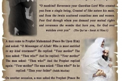 12-Dignity of Motherhood in Islam