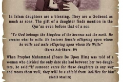 13-The Blessed Daughters of Islam