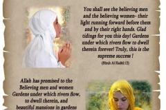 15-Heavenly Women of Islam