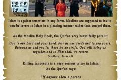 17- Islam Against Terrorism