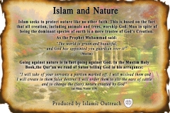 18-Islam and Nature
