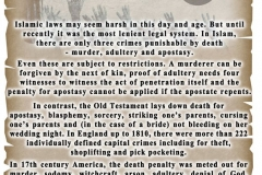 24-Are Sharia Laws Really Harsh - Death Penalty