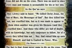 26-What Islam Says Crucifixion
