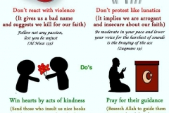 29-How to Respond to those who Insult Islam (Some Guidance from the Quran)