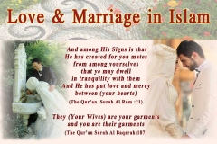 33-Love & Marriage in Islam