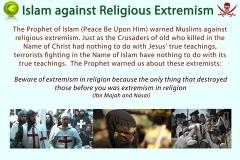 39-Islam against Religious Extremism