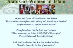 44-Status of Women in Islam