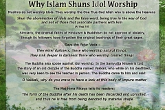 49-why Islam Shuns Idol Worship