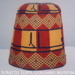 Surattu Toppi, Colombo Museum_compressed