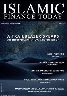 Islamic Finance Today – August 2016